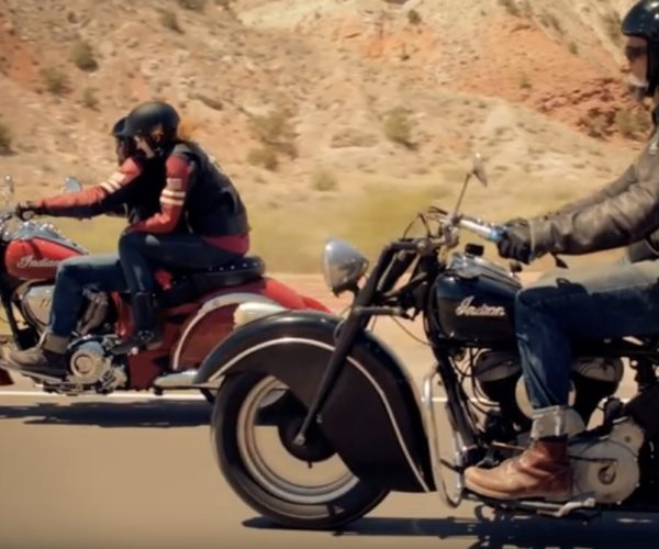 Funny advertisement – Harley mocking