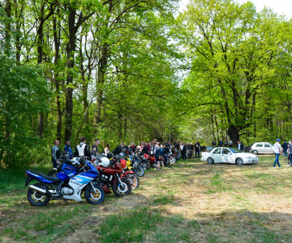 Rally of Vintage Vehicles – Tłuszcz (Poland)