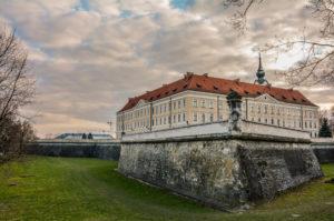 The big castle in Rzeszów
