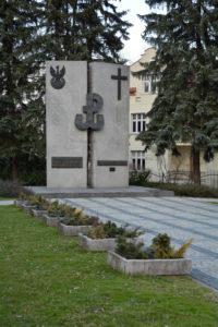 Polish Fighting Monument
