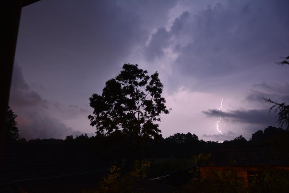 Storm – lightning