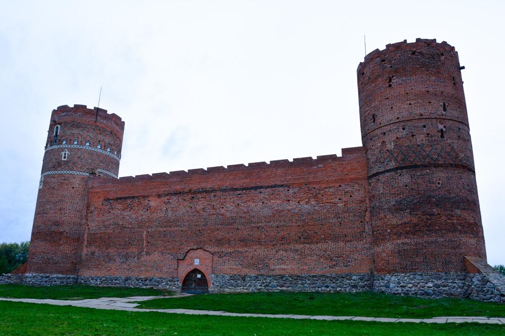 Castle in Ciechanów