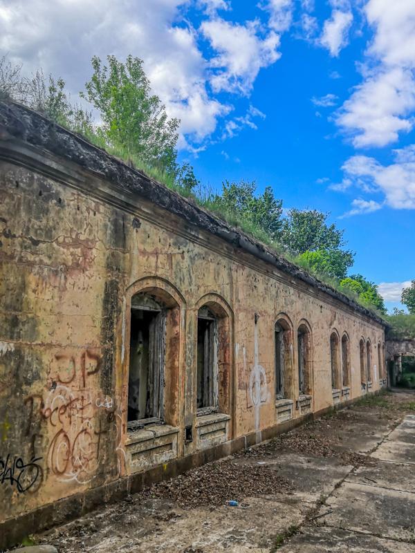 Różan fortress