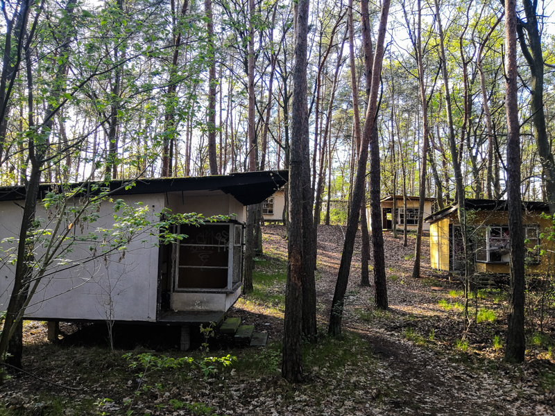 Abandoned holiday resort TP-SA (Urbex)