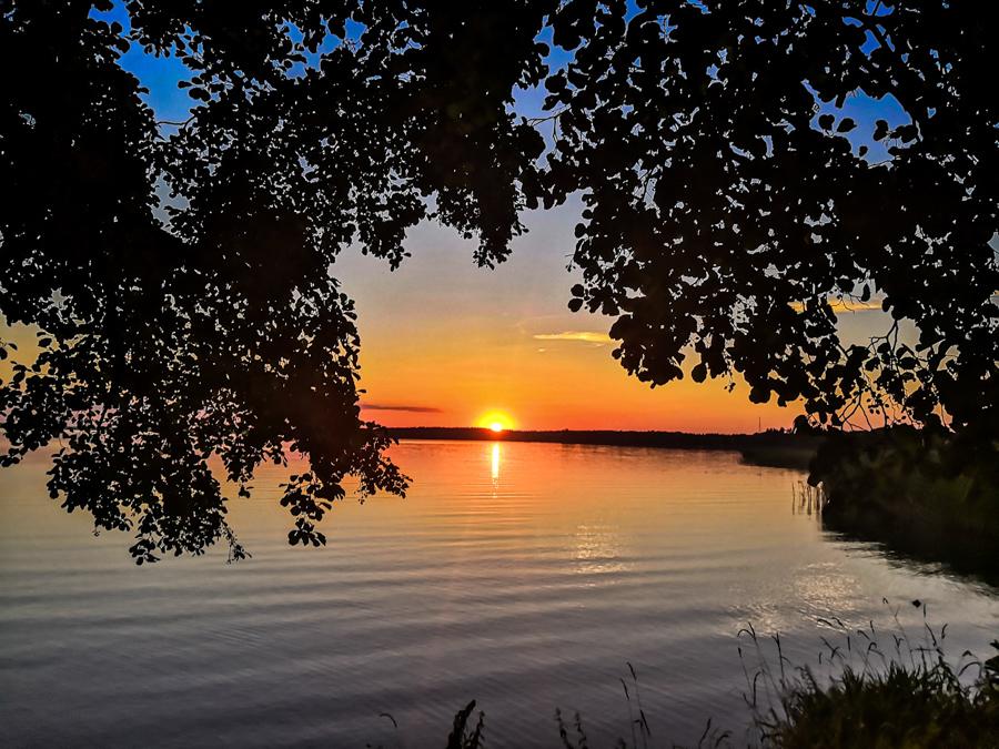 I love sunset!